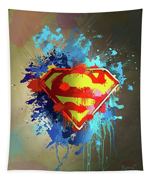 Smallville Tapestry