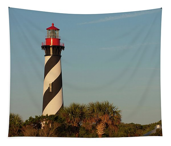 St. Augustine Lighthouse #3 Tapestry