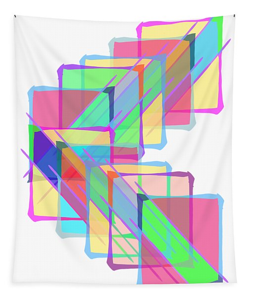 Stained Glass Tapestry