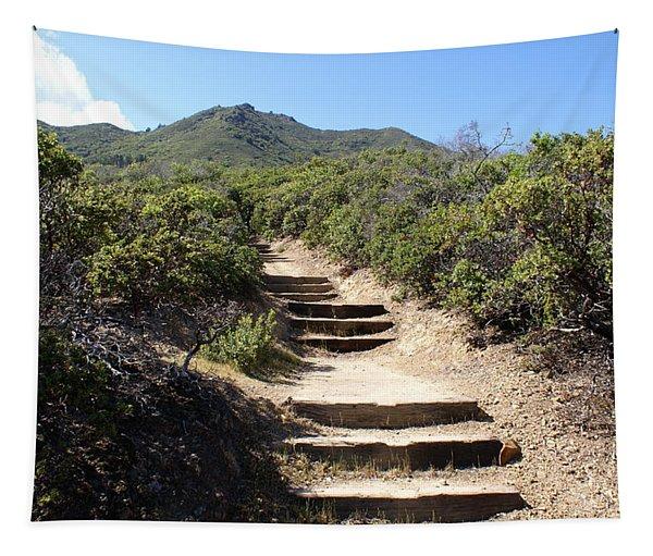 Stairway To Heaven On Mt Tamalpais Tapestry