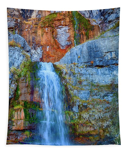 Stewart Falls Tapestry