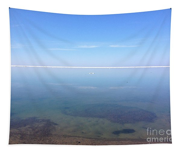 Still Tranquil Waters Tapestry