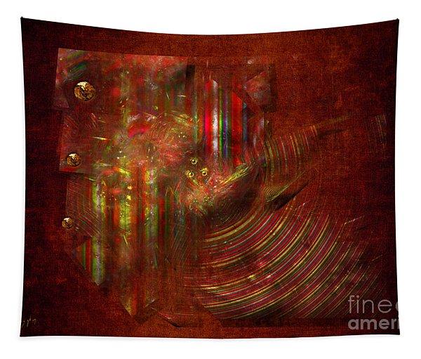 Strips Tapestry