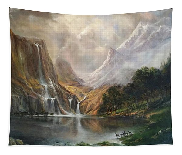 Study In Nature Tapestry