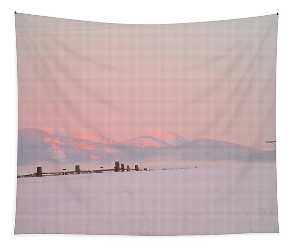 Sun Up On 12th Tapestry