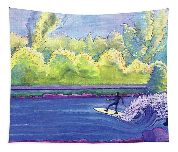 Surf Colorado Tapestry