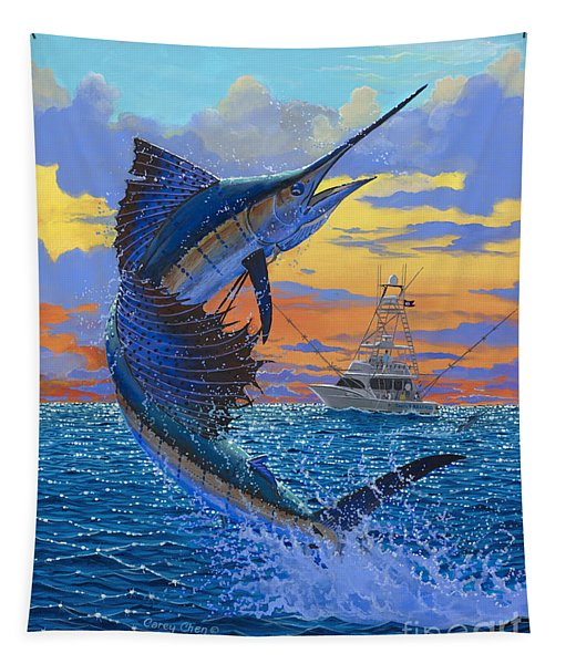 Sweet Release Tapestry