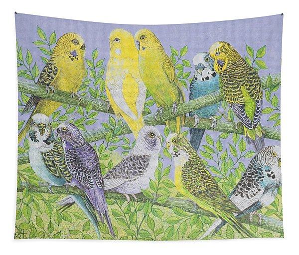 Sweet Talking Tapestry