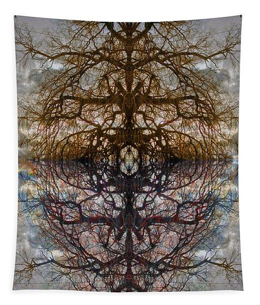The Barking Yin Yang Tapestry