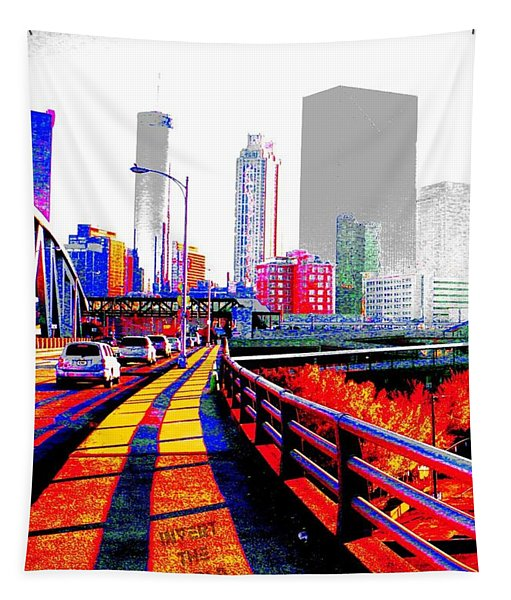 The City  Tapestry