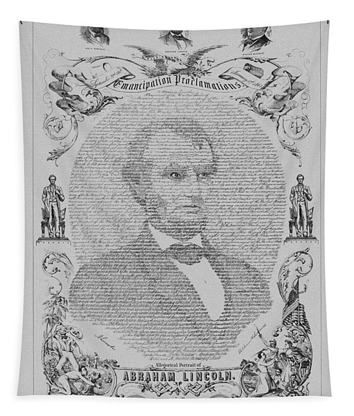 The Emancipation Proclamation Tapestry