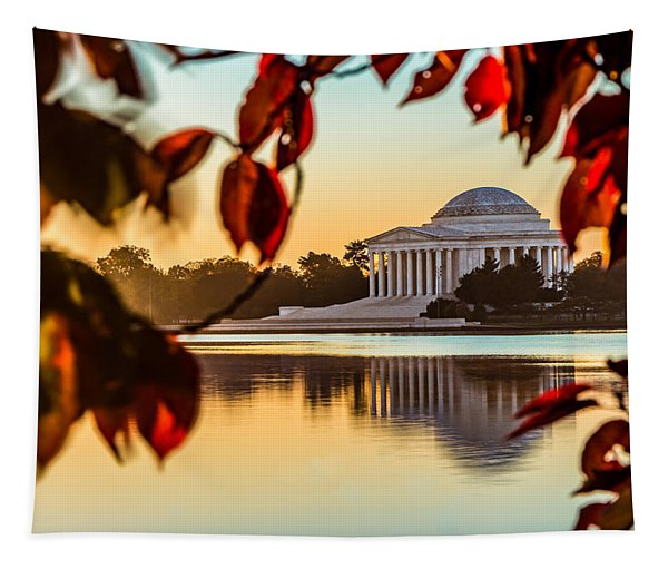 Jefferson In Autumn Tapestry