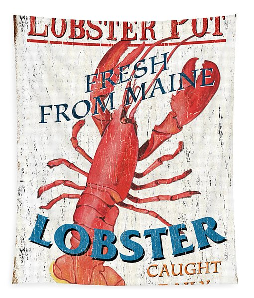 The Lobster Pot Tapestry