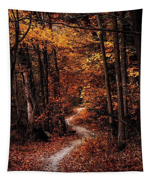 The Narrow Path Tapestry