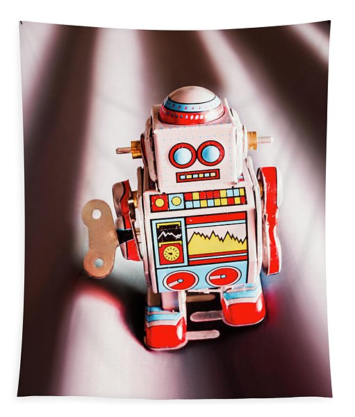 Tin Toys From 1980 Tapestry