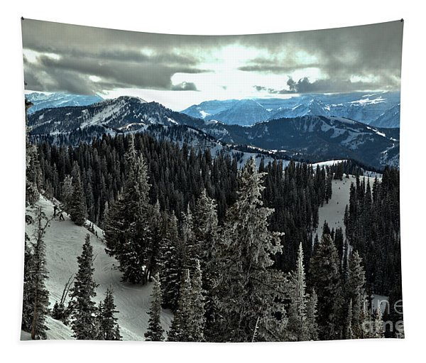Views From The Great Western Chair Tapestry