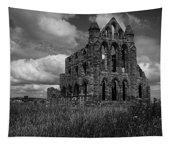 Whitby Abbey, North York Moors Tapestry