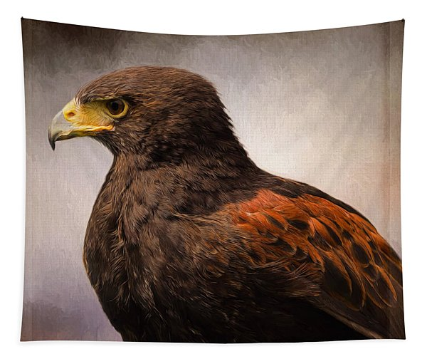 Wildlife Art - Meaningful Tapestry