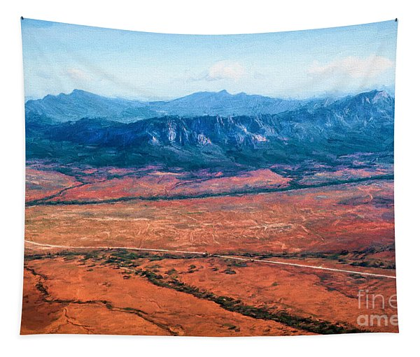 Wilpena Pound  Eh Tapestry