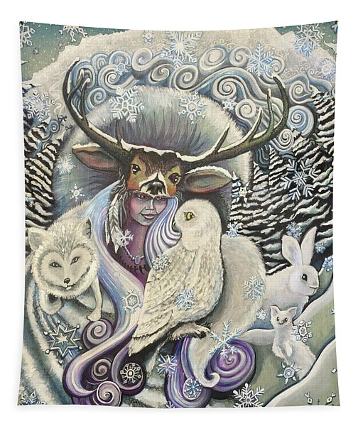 Winter Solstice Tapestry