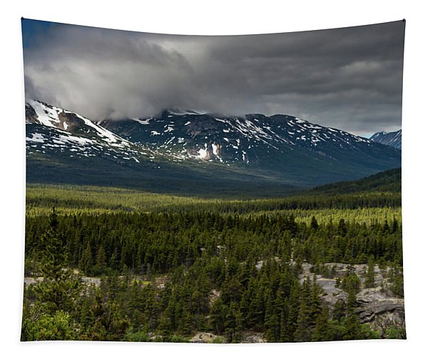 Yukon Wilderness Tapestry