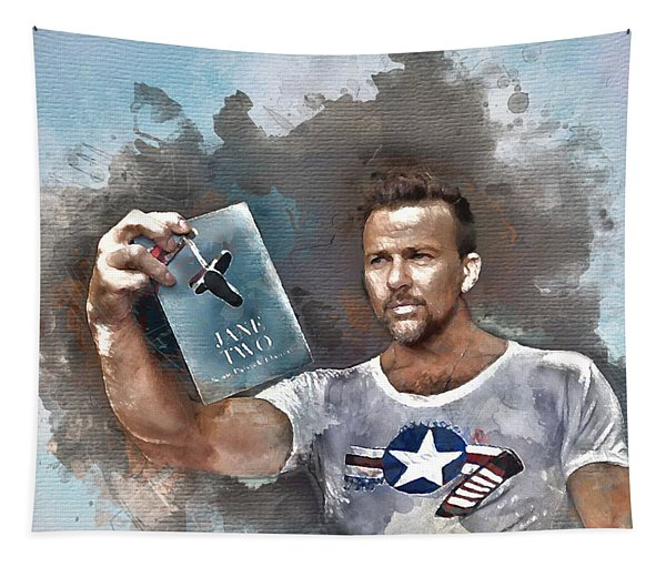 Flanery With Jane Two Tapestry