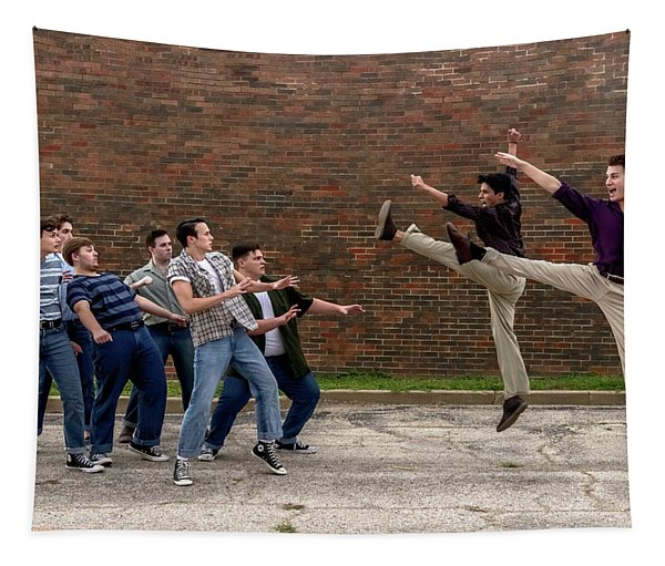 West Side Story 2 Tapestry