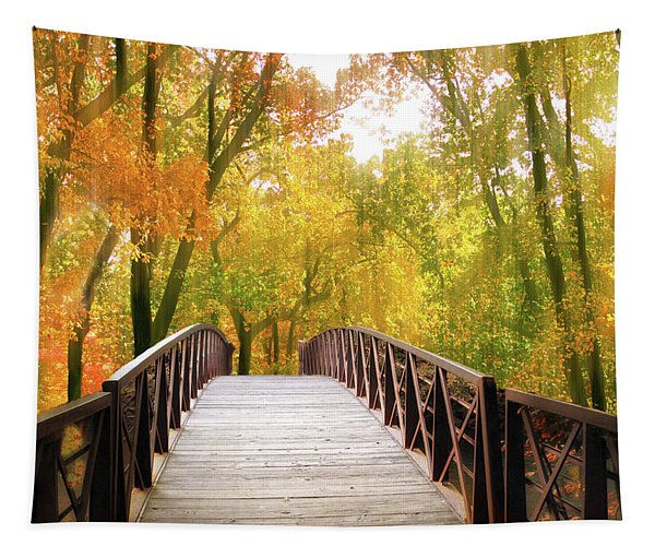 Awash In Autumn Tapestry