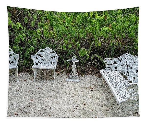 A Quiet Spot Tapestry
