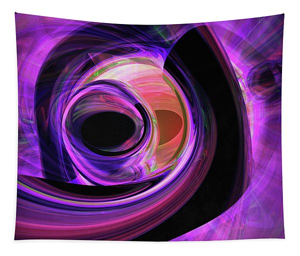 Abstract Rendered Artwork 3 Tapestry