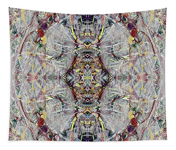 Abstract Symmetry 1 Tapestry