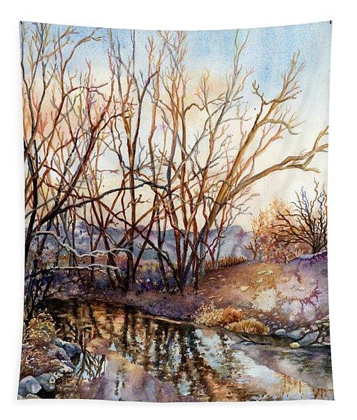 Along Boulder Creek Tapestry