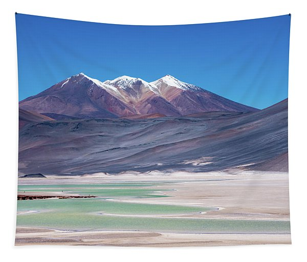 Altiplano View Tapestry