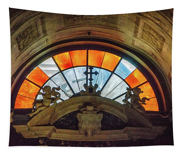 Arch Glass Tapestry