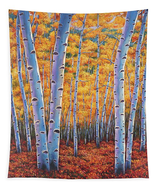 Autumn's Dreams Tapestry