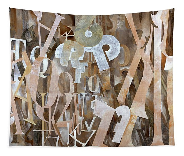 Beige Tapestry