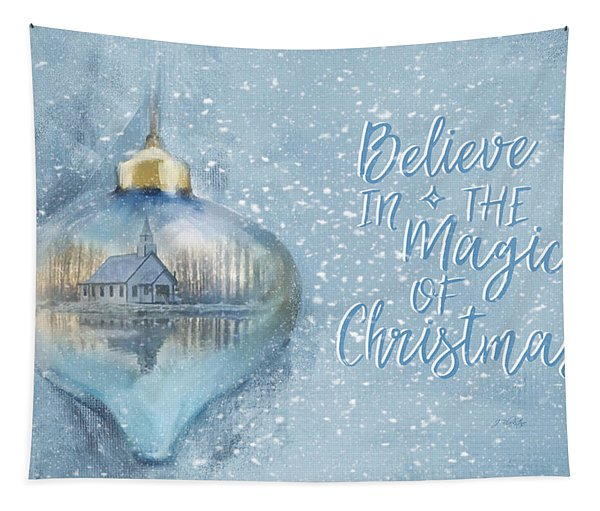 Believe In The Magic - Hope Valley Art Tapestry