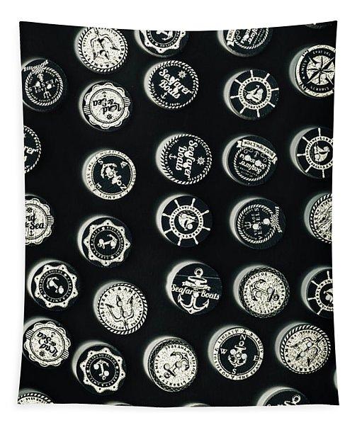 Black Sea Insignia Tapestry