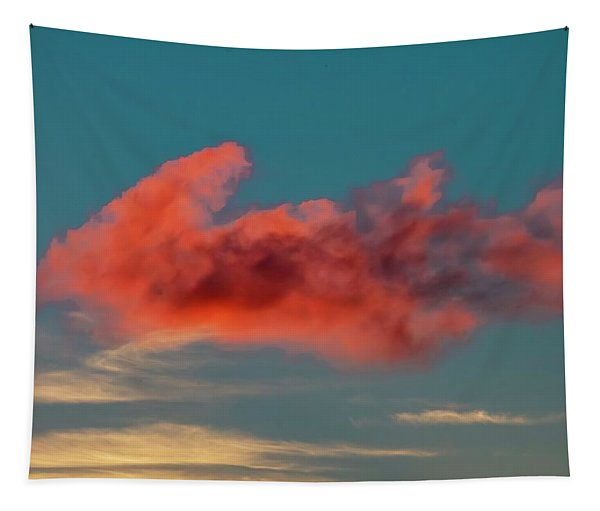 Blood Cloud Tapestry