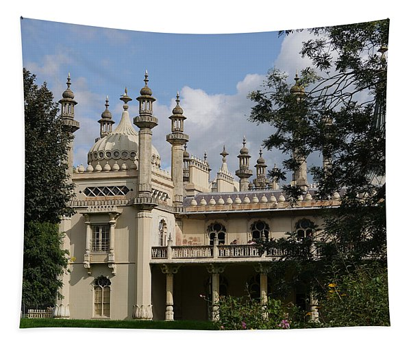 Brighton Royal Pavilion 1 Tapestry