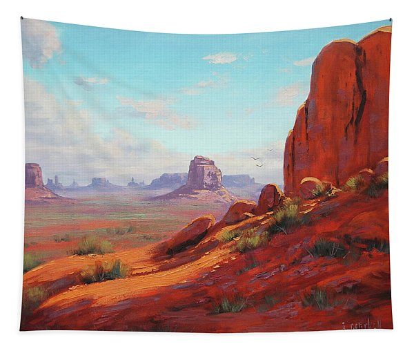 Canyonlands  Tapestry