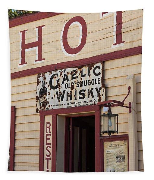 Cardrona Hotel, Cardrona, Otago, South Tapestry