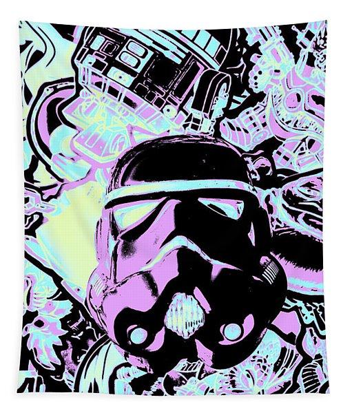 Cinematic Sci-fi Tapestry