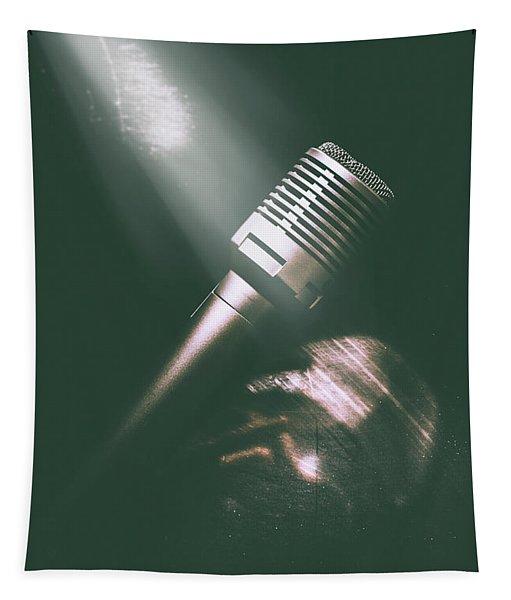 Club Karaoke Tapestry