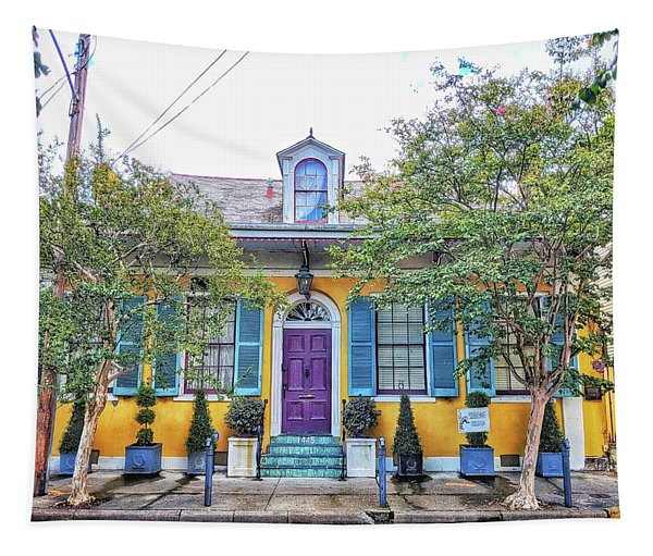 Colorful Nola Tapestry