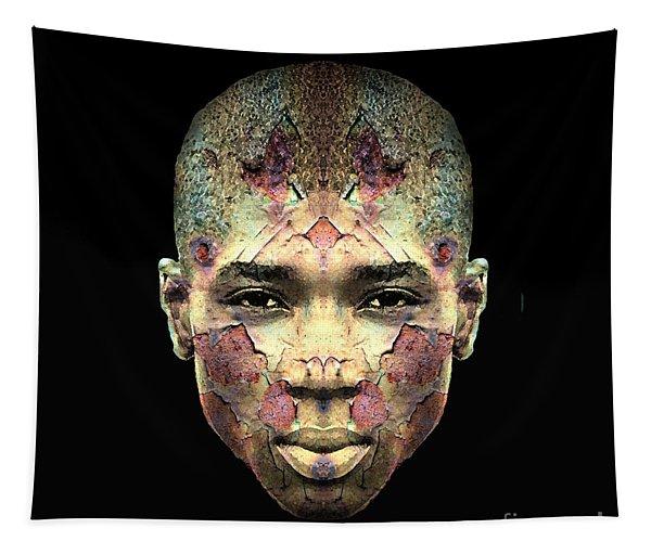 Cryptofacia 160 - Calvin Tapestry