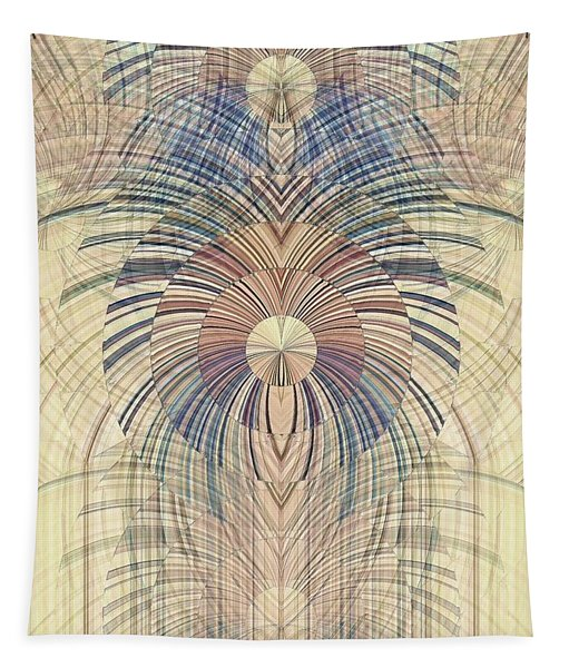 Deco Wood Tapestry