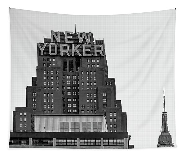Defining New York Tapestry