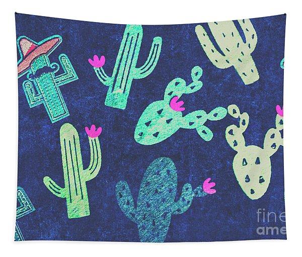 Desert Nights Tapestry