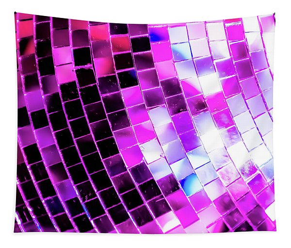 Disco Ball 1 Tapestry